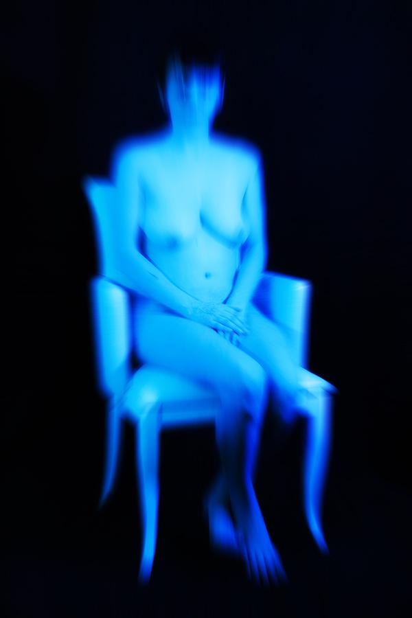 Blue Repose II